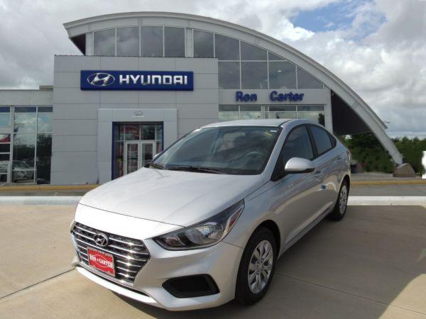 2020 Hyundai Accent in Friendswood, TX