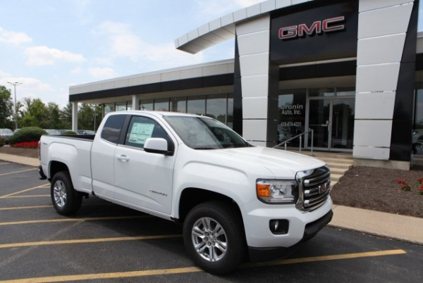2019 GMC Canyon in Perrysburg, OH