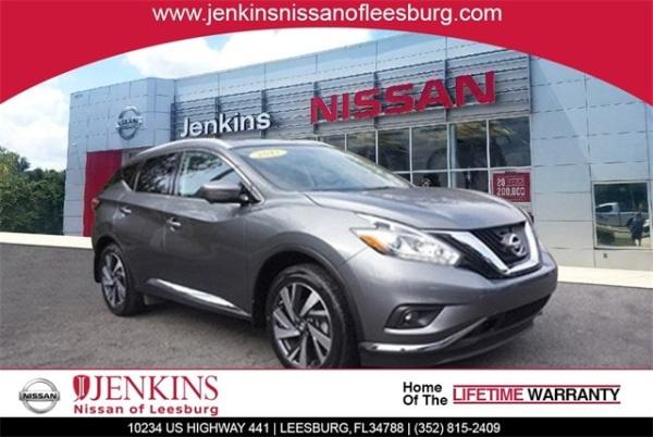 2017 Nissan Murano in Leesburg, FL