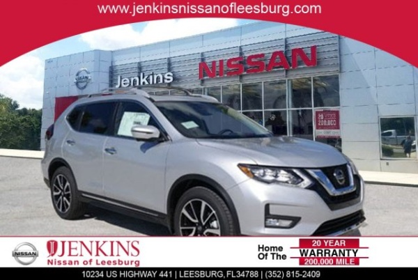 2020 Nissan Rogue in Leesburg, FL