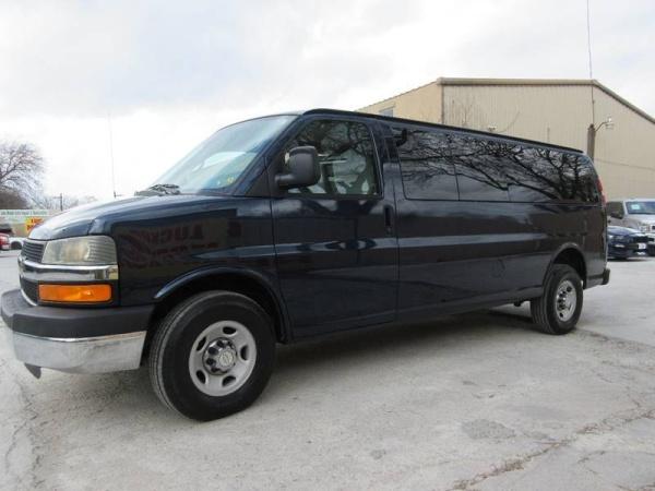 2010 Chevrolet Express LT 3500