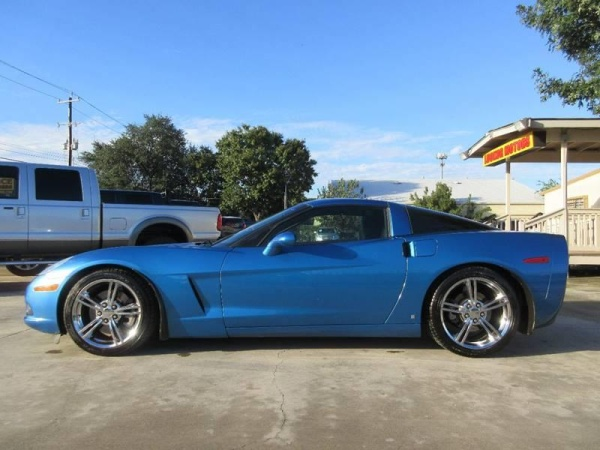 2008 Chevrolet Corvette Coupe For Sale In San Antonio Tx Truecar