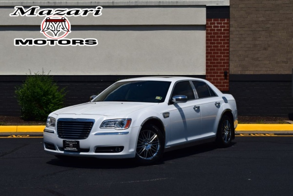 2013 Chrysler 300 Unknown