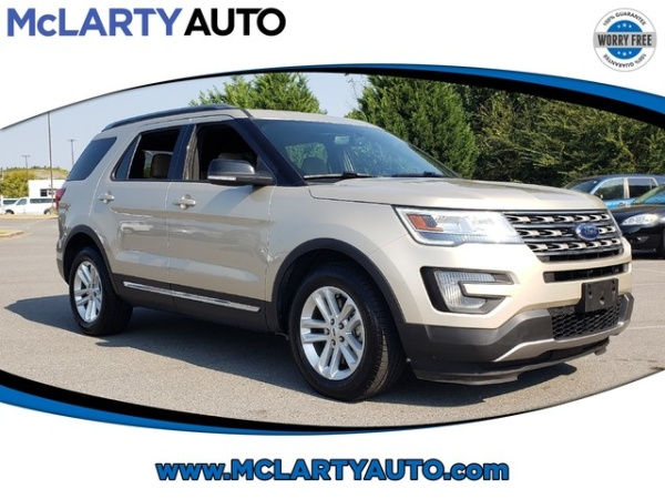 2017 Ford Explorer in Little Rock, AR