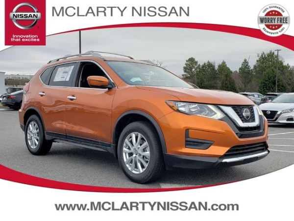 2020 Nissan Rogue in Little Rock, AR