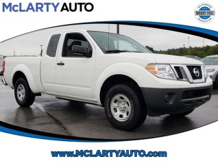 Used 2016 Nissan Frontier S King Cab I4 2WD Manual For Sale In Little Rock,