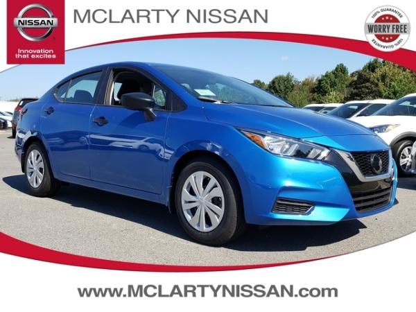 2020 Nissan Versa in Little Rock, AR