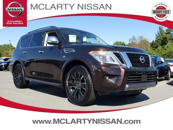 2020 Nissan Armada in Little Rock, AR