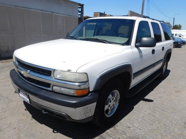 2002 chevrolet suburban 1500 ls 4wd for sale in hayward ca truecar. Black Bedroom Furniture Sets. Home Design Ideas
