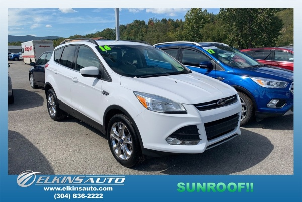 2016 Ford Escape in Elkins, WV