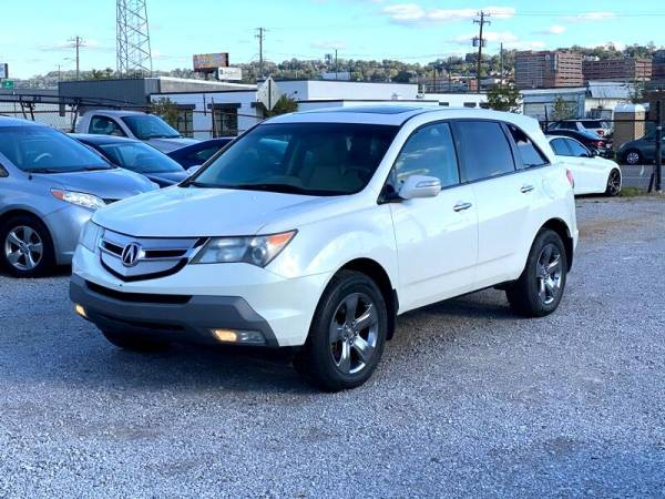 2009 Acura MDX with Entertainment/Sport Package