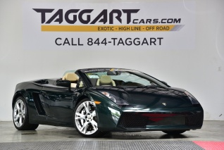 Used 2006 Lamborghini Gallardo For Sale In Cary, NC