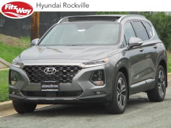 2020 Hyundai Santa Fe in Rockville, MD