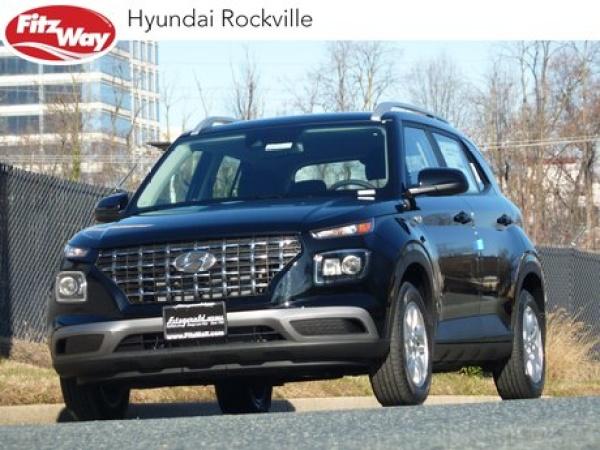 2020 Hyundai Venue in Rockville, MD