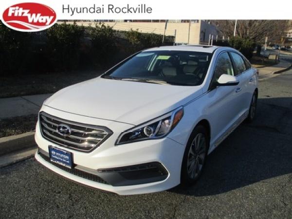 2017 Hyundai Sonata in Rockville, MD