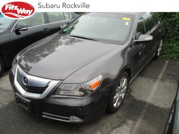 2010 Acura RL with Technology Package