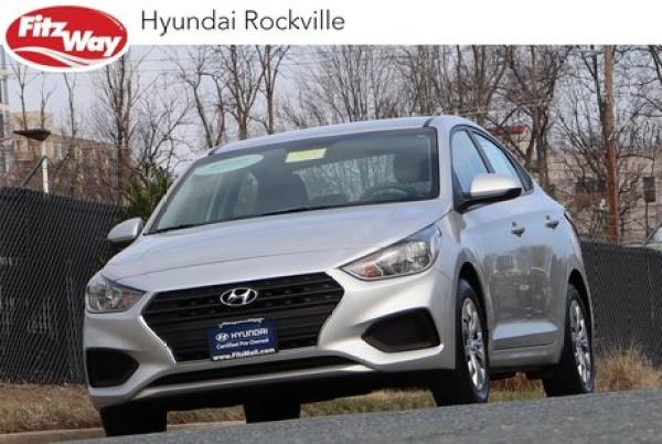 2018 Hyundai Accent in Rockville, MD