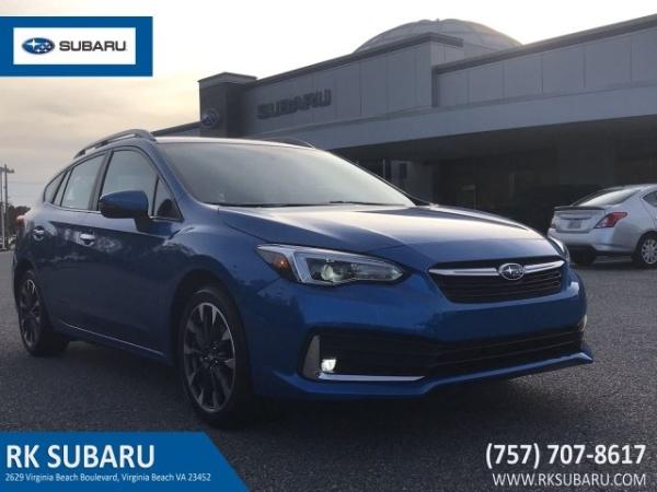 2020 Subaru Impreza in Virginia Beach, VA