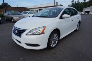 Nice Used 2014 Nissan Sentra S Manual For Sale In Burlington, NC