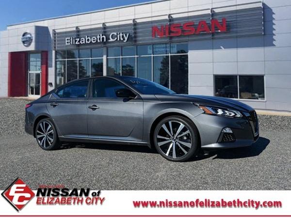 2020 Nissan Altima in Elizabeth City, NC