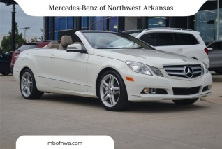 Used 2011 Mercedes Benz E Class E 350 Cabriolet RWD For Sale In Bentonville