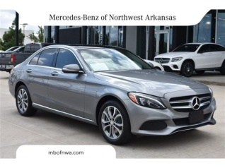 Amazing Used 2015 Mercedes Benz C Class C 300 4MATIC Sedan For Sale In Bentonville