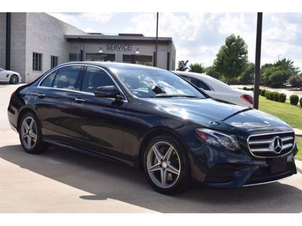 2017 Mercedes-Benz E-Class in Bentonville, AR