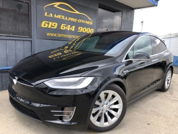 Used Tesla Model X For Sale In San Diego Ca 6 Cars From