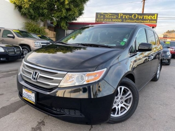 2011 Honda Odyssey in San Diego, CA