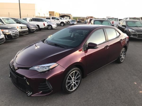 2017 Toyota Corolla in Las Vegas, NV