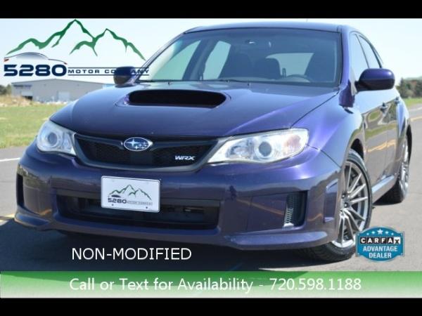 2013 Subaru Impreza Wrx Base Wagon For Sale In Longmont Co Truecar