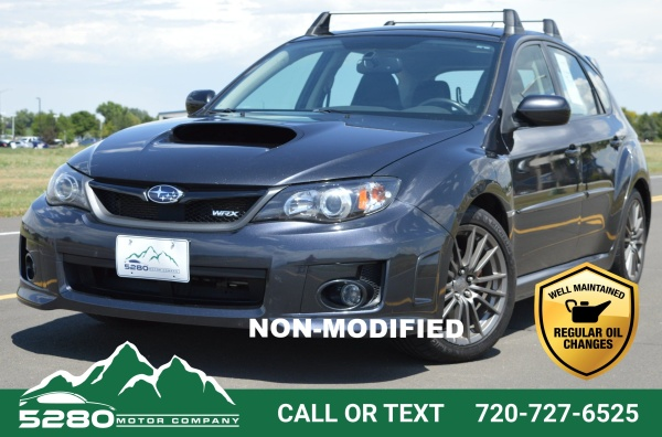 2011 Subaru Impreza WRX in Longmont, CO