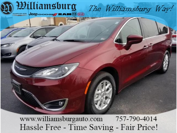 2020 Chrysler Pacifica in Williamsburg, VA