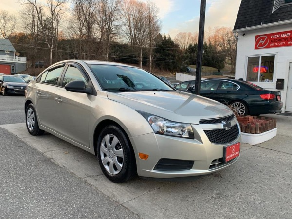 2013 chevrolet cruze ls mt for sale in watertown ct truecar. Black Bedroom Furniture Sets. Home Design Ideas