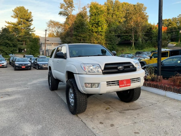 2003 Toyota 4runner Sr5 Sport V8 4wd Automatic For Sale In Watertown
