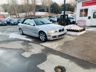 2003 Bmw 3 Series 325ci Convertible For In Watertown Ct