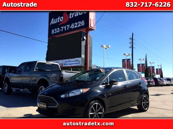 2015 Ford Fiesta in Tomball, TX