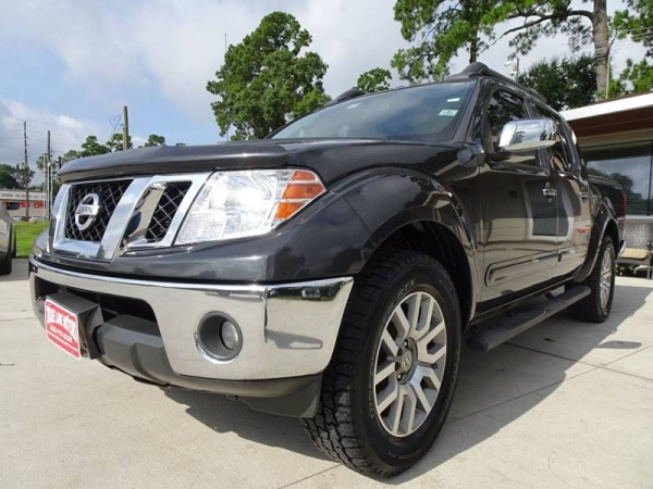 Used Cars For Sale Houston Texas Robbins Nissan: Used Nissan Frontier For Sale In Houston, TX
