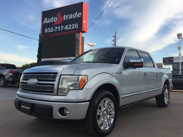 2009 Ford F-150 in Tomball, TX