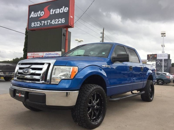 2010 Ford F-150 in Tomball, TX