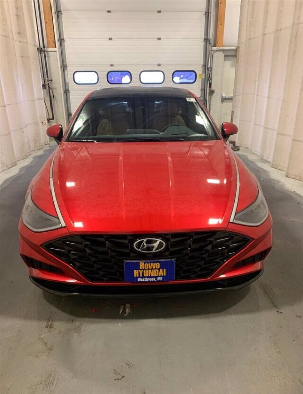 2020 Hyundai Sonata in Westbrook, ME