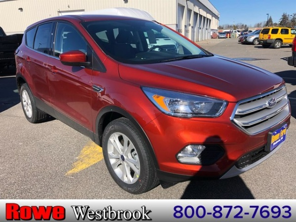 2019 Ford Escape In Westbrook Me