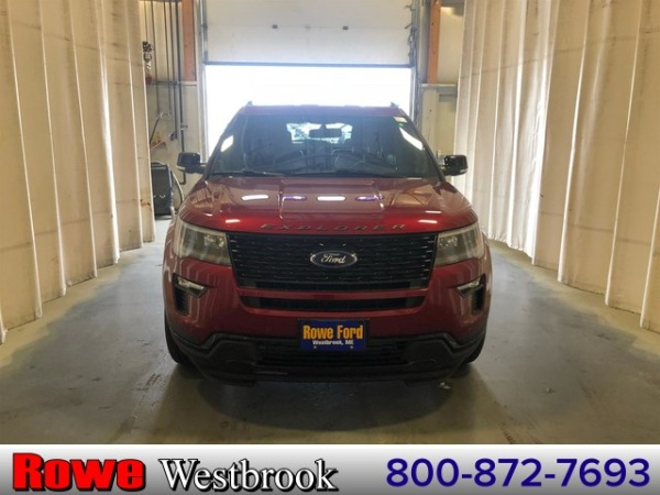 2019 Ford Explorer In Westbrook Me