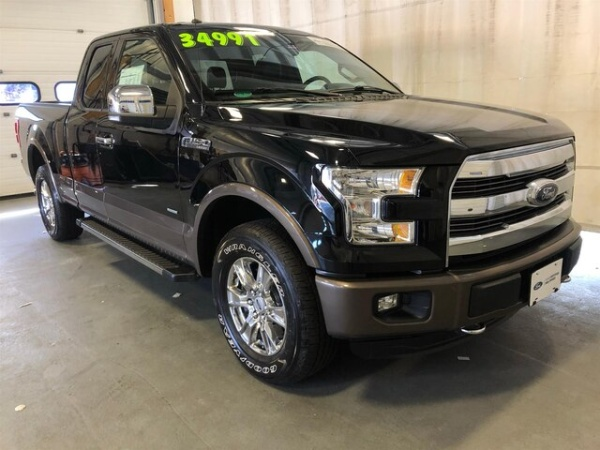 2016 Ford F-150 in Westbrook, ME