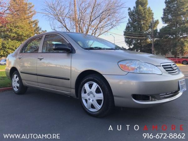 2005 Toyota Corolla in Sacramento, CA