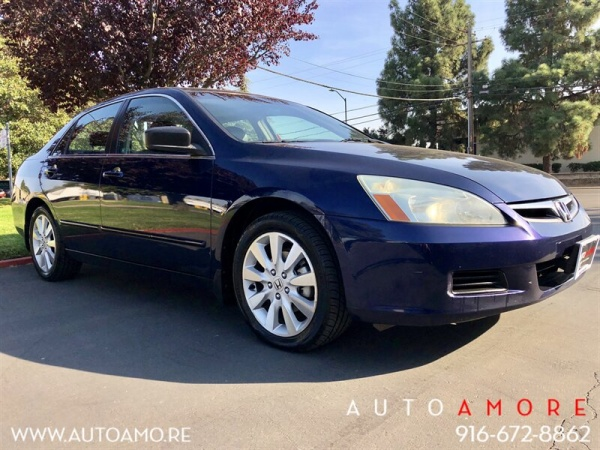 2007 Honda Accord in Sacramento, CA