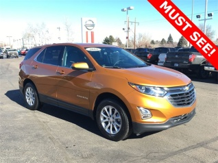 Chevrolet Equinox Lt With Lt Fwd For Sale In Greeley Co