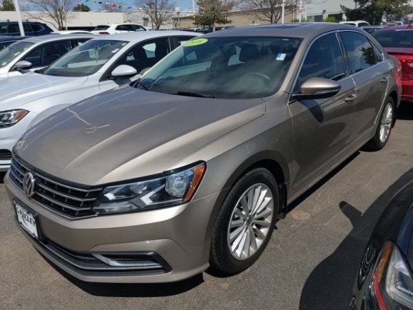 2016 Volkswagen Passat in Greeley, CO