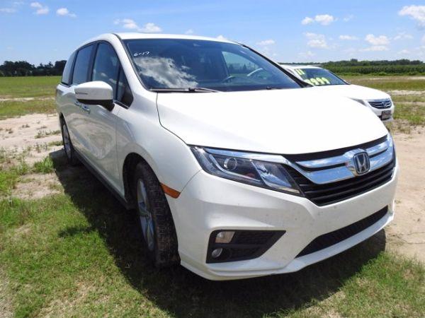 2018 Honda Odyssey in Goldsboro, NC