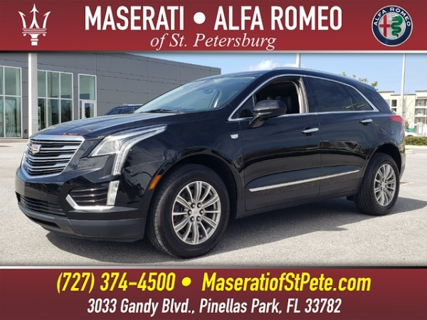 2017 Cadillac XT5 in Pinellas Park, FL